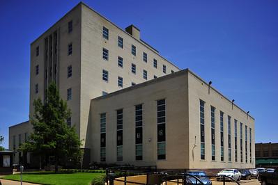 Smith County Courthouse:  Tyler, Texas