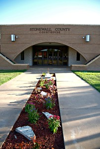 Stonewall County Courthouse