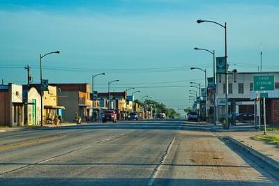 Downtown Aspermont, Texas