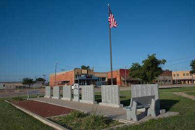 Stonewall County Veterans Memorial