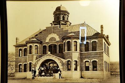 Terrell County Courthouse,  Sanderson, Texas
