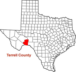 Where is Terrell County?