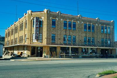 Kerr's Store in Sanderson, Texas