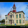 Wilson County Courthouse:  Floresville, Texas