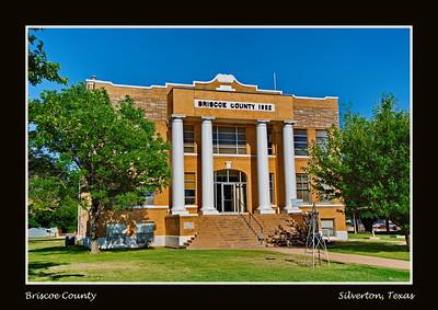 Briscoe County Texas:  Silverton, Texas