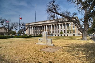 Tom Green County Courthouse, San Angelo, Texas