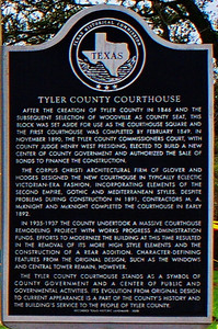 Tyler County Courthouse, Woodville, Texas