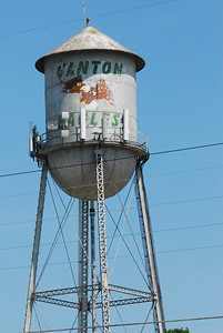 Canton, Texas Watertower
