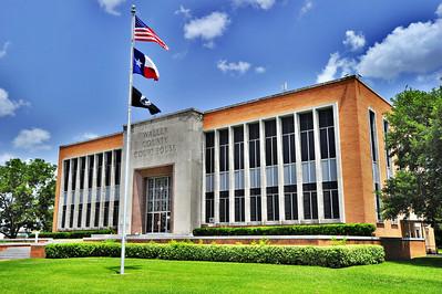 Waller County Courthouse:  Hempstead, Texas