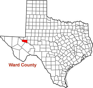 Where is Ward County?