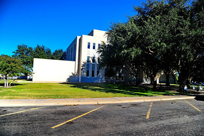 Ward County Courthouse, Monahans, Texas