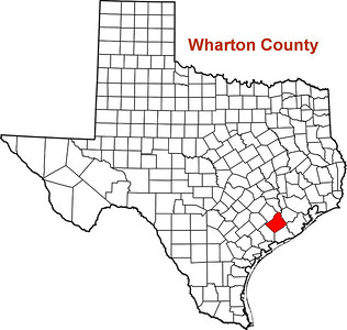 Where is Wharton County?