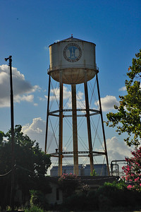 Wharton, Texas water tower