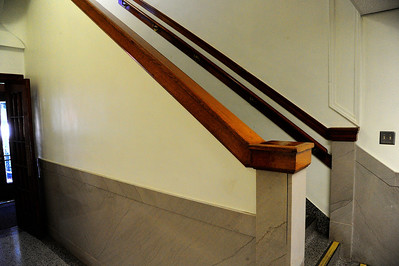 Courthouse Stairway