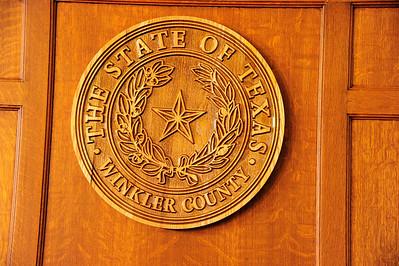 Winkler County Seal