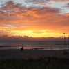 MIAMI FLORIDA BEACH SUNSET