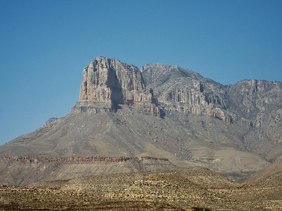 Guadalupe Peak and Devils Hall 3.2.12 & 3.3.12