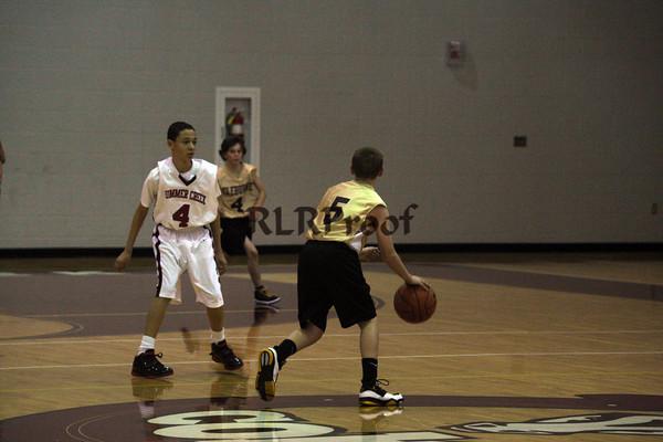 Smith Middle School vs Summer Creek Jan 31, 2011 (1)
