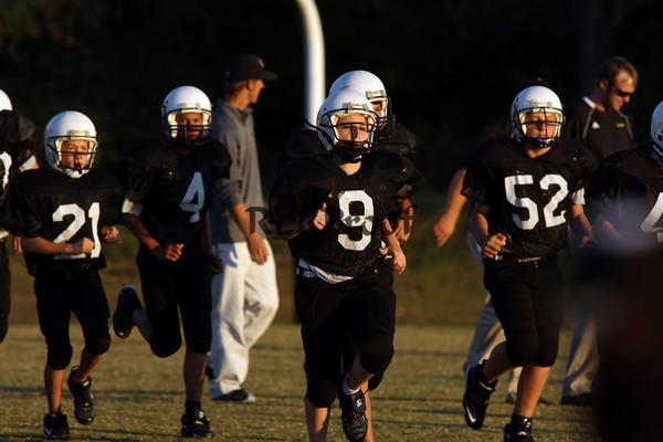 Smith Middle School vs Burleson Hughes Oct 12, 2010 (1)