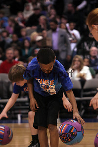 Teams of Tomorrow Globetrotters Halftime Jan 28, 2012 (37)