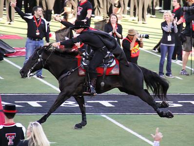 Texas Tech 2013 - 14