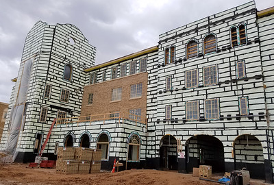 Texas Tech new Honors Residence Hall