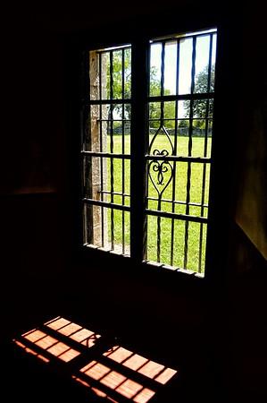 """""""Iron View"""" - Presidio La Bahia - Goliad, Texas"""