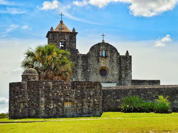 """""""Presidio La Bahia"""" - Goliad, Texas"""