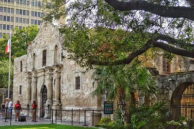 """""""The Alamo"""" - San Antonio, Texas"""
