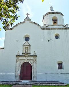 """Mission Espíritu Santo"" - Goliad, Texas"