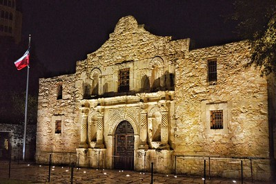 """Remembering the Alamo, Once Again"" - Misión San Antonio de Valero - San Antonio, Texas"
