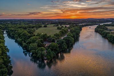 Zilker Park - Austin, Texas