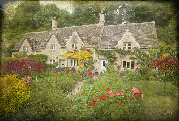August 1 - A Day in the Cotswolds