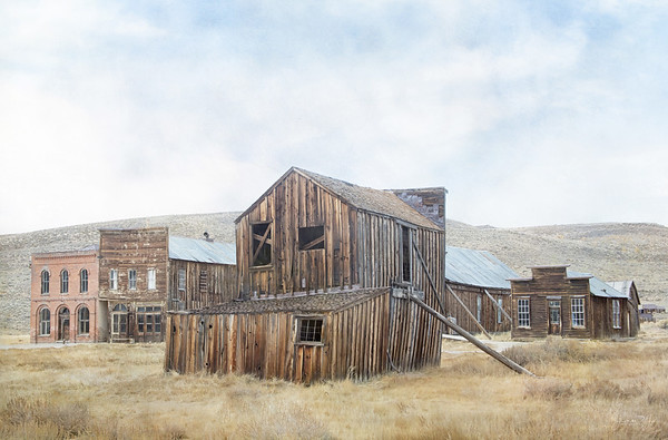 Bodie Historic State Park<br /> Bridgeport, CA