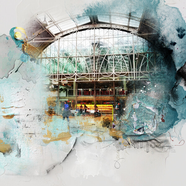 Delicate Balance - Paddington Station