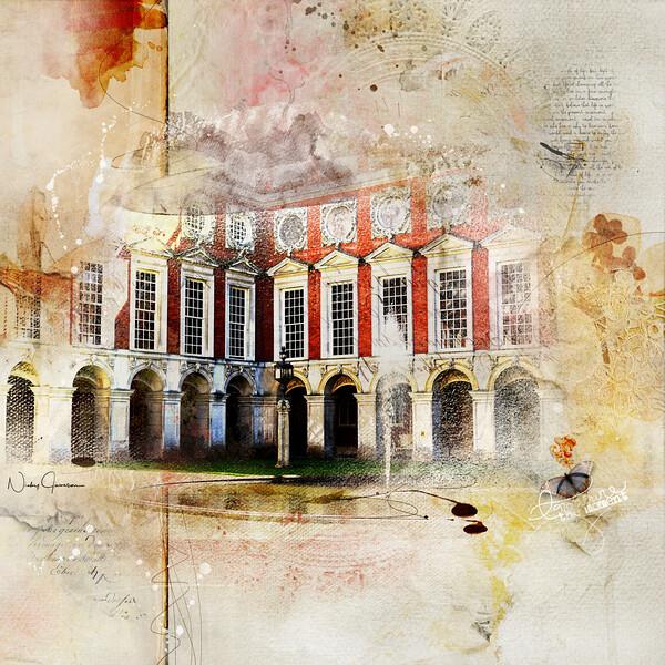 Hampton Court Palace- II