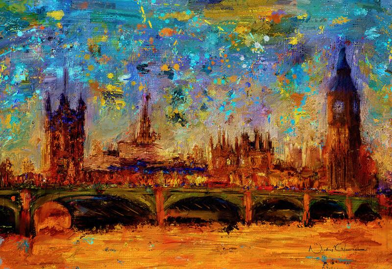 Hosues of Parliament, Westminster Bridge