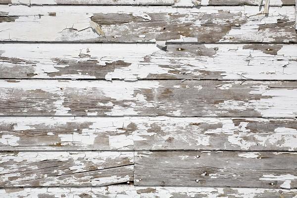 Waterloo, Ontario, Canada --- Paint peeling off wood --- Image by © David Chapman/Design Pics/Corbis