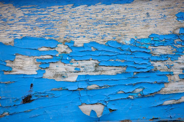 Weathered paint --- Image by © John Short/Design Pics/Corbis