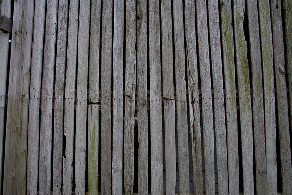 Frederick, Maryland, USA --- Vintage weathered wooden planks of an old barn --- Image by © 167/Stephen St. John/Ocean/Corbis