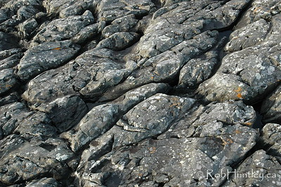 Rocky outcrop at Pukaskwa National Park. © Rob Huntley
