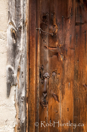 Rustic Barn Door Handle.