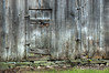 Barnboard wall and door on an old barn in the Ottawa Valley.<br /> <br /> © Rob Huntley