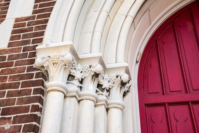 Textures of Downtown Terre Haute