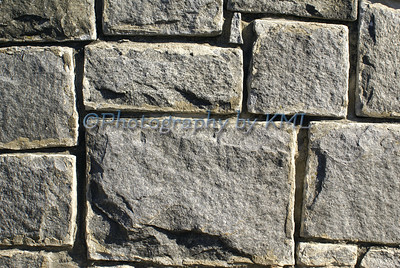 Granite Stonework Macro