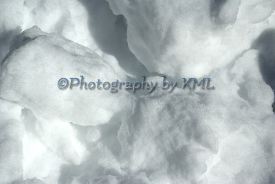 Piled Snow