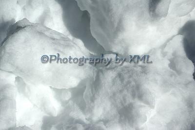 Piled Snow