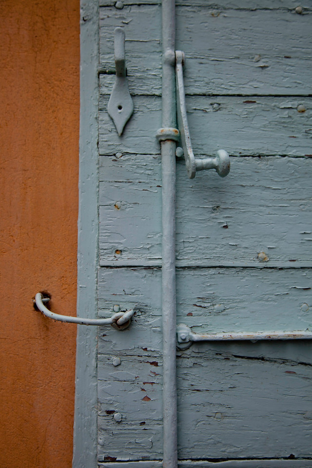 Orange et Gris, Arles Fr