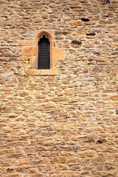 Window in Stone, Oingt Fr