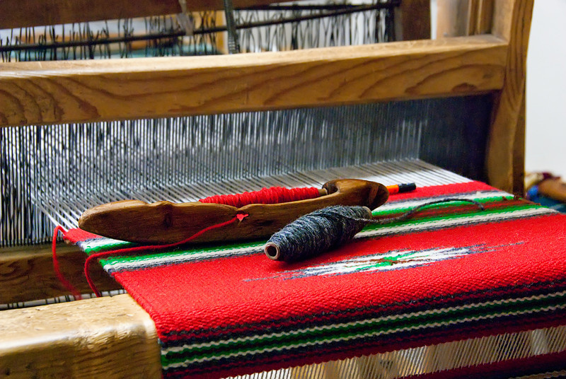 Traditional Chimayo Weaving